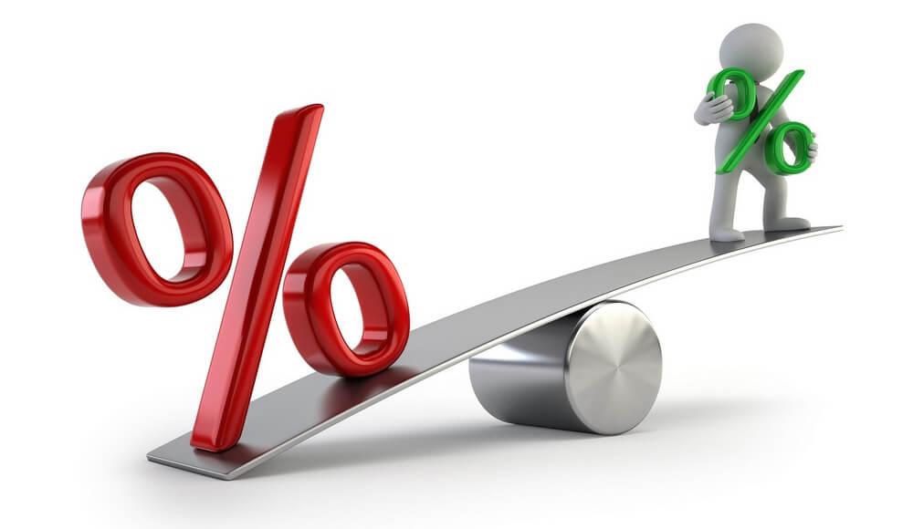 Проценты за неуплату по карте